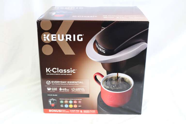 Keurig K-Classic K55 Coffee Maker