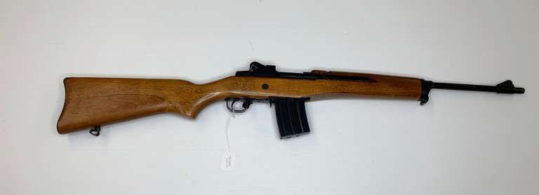 Ruger Mini-14 .223 Caliber with 20-Round Clip