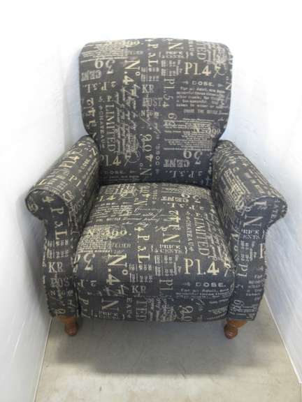 Recliner, From Art Van Sample Furniture, Three Years Old