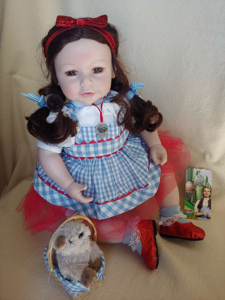 75th Anniversary Collectible Dorothy Doll