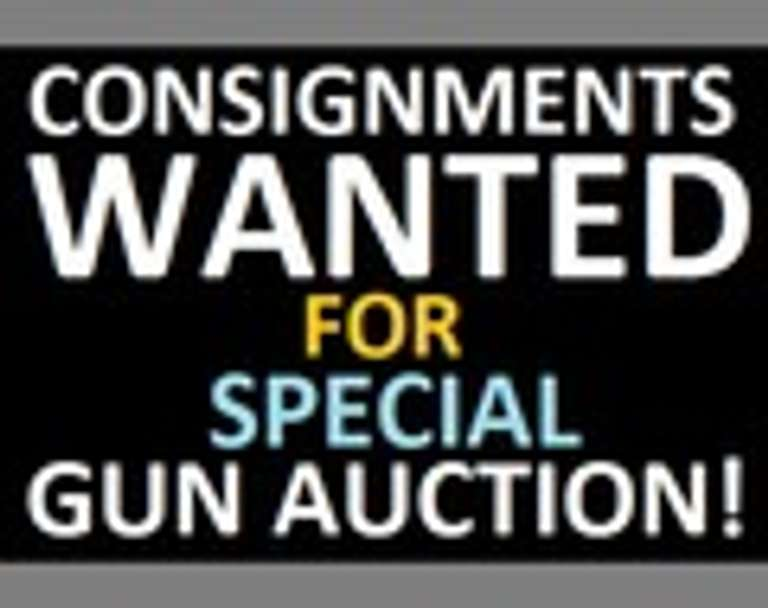 December 15th (Tuesday) Firearm Online Auction
