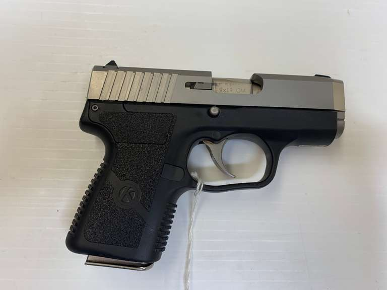 Kahr CM9 9mm Stainless Steel
