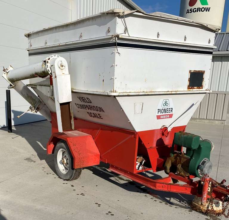 Weigh Wagon with Detachable Scale