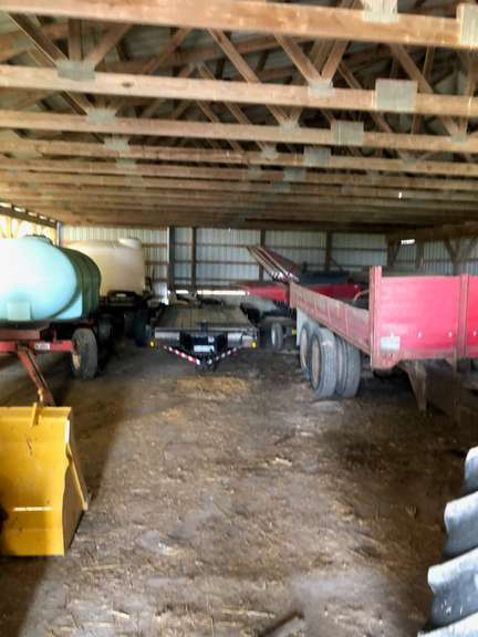 December 15th (Tuesday) Dave and Janis Elftman Retirement Online Farm Auction - Huron County