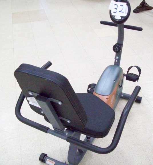 Marcy Stationery Exercise Bike
