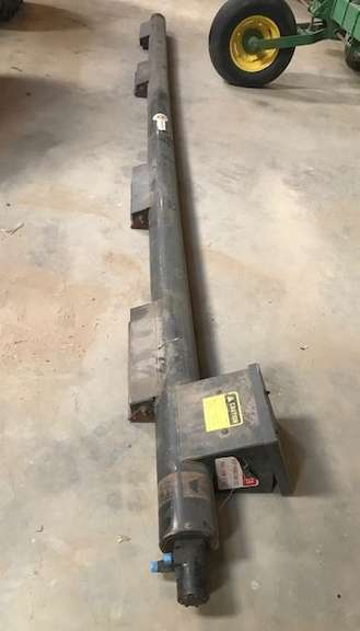 Unverferth 20' Cross Auger, Poly Flighting, Have Not Used Personally, Kept as Spare