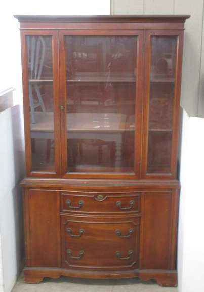 Very Old China Solid Wood Cabinet