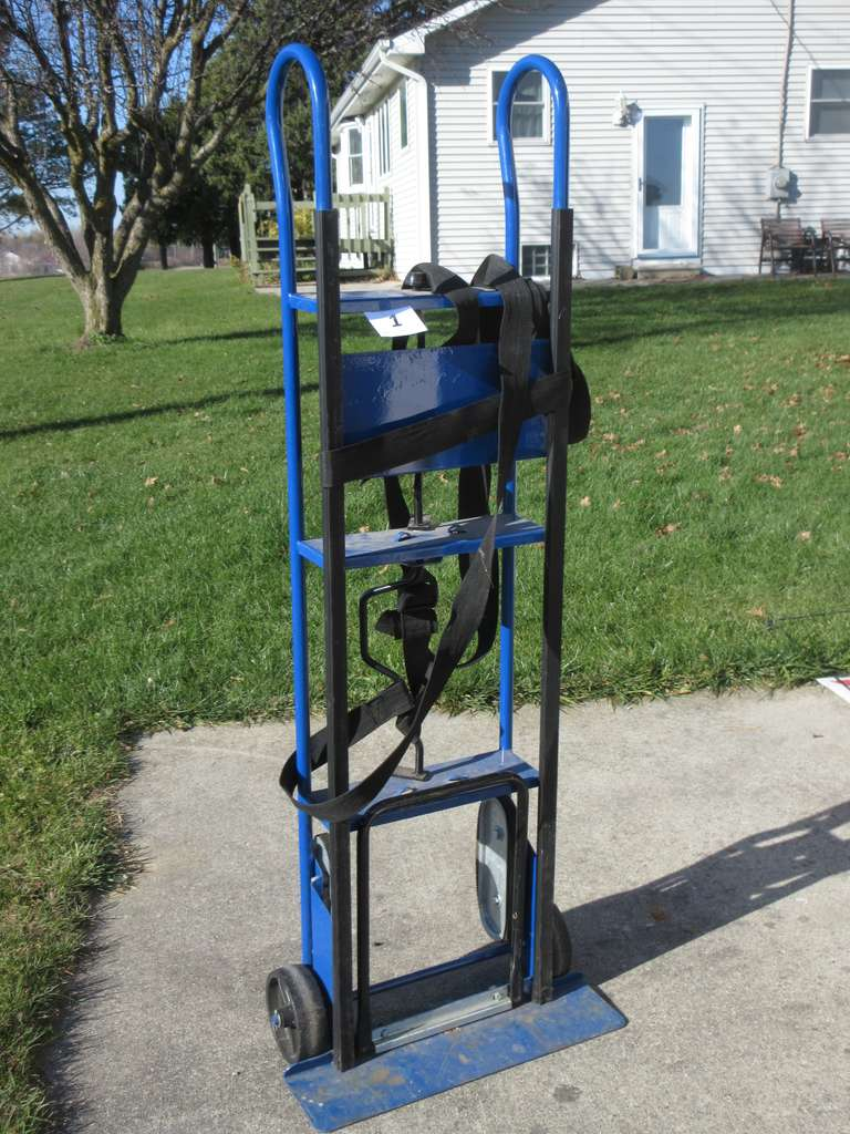Heavy Duty Appliance Dolly, Light Use