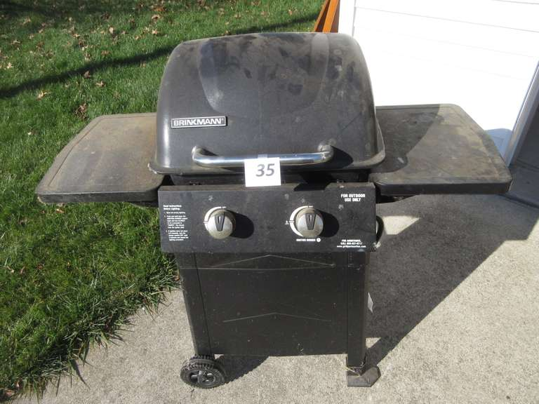 Brinkman Two Burner Propane Grill