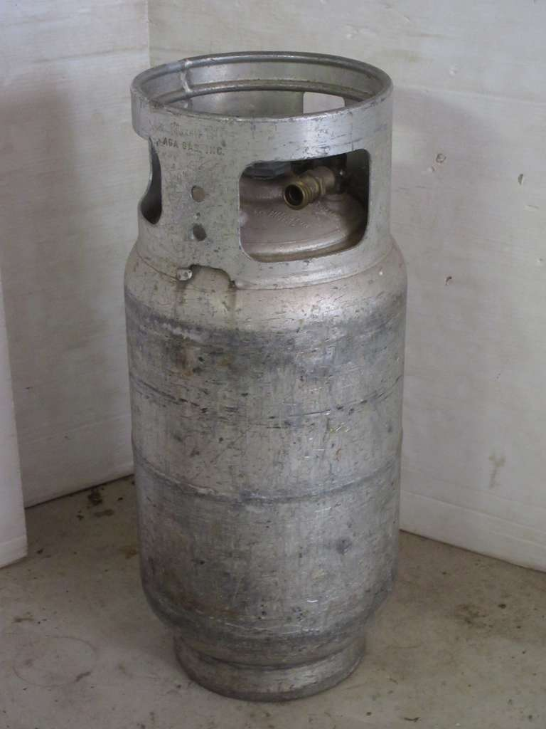"LP Gas Tank, 28"" High"