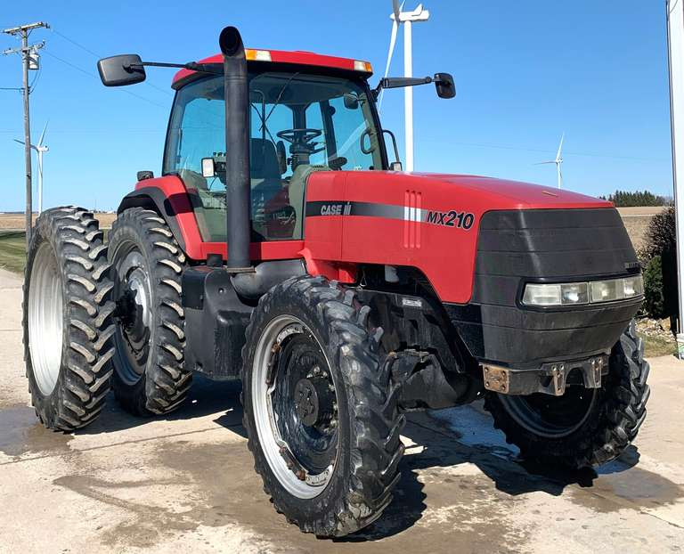 December 9th (Wednesday) - STATEWIDE Farm / Construction / Municipality EQUIPMENT Online Consignment Auction