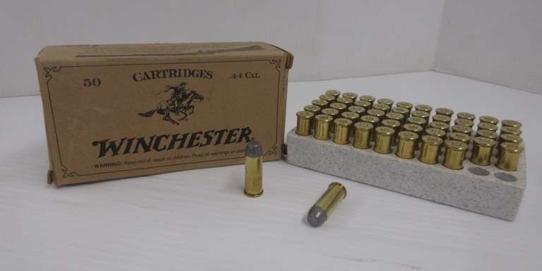 (50) Rounds of Winchester 44 Special