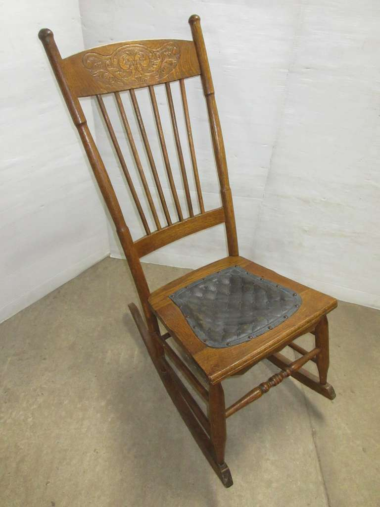 Rocking Chair, Purchased in 1948
