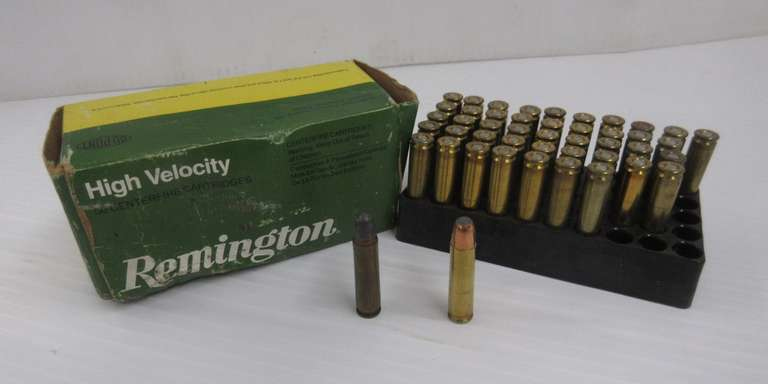 (46) Rounds of Remington 30 Carbine