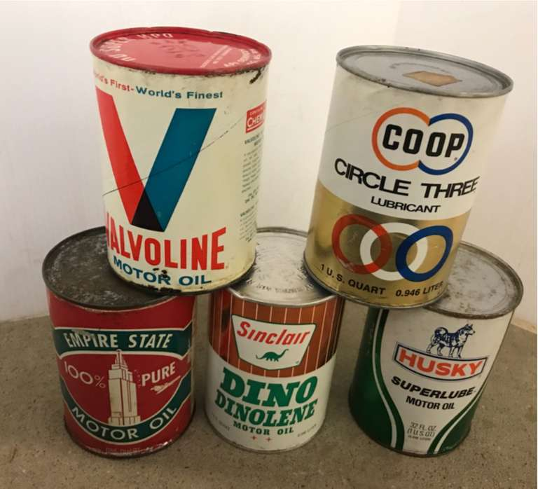 March 3rd (Tuesday)  Automobilia, Petroliana, and Advertising Online Auction