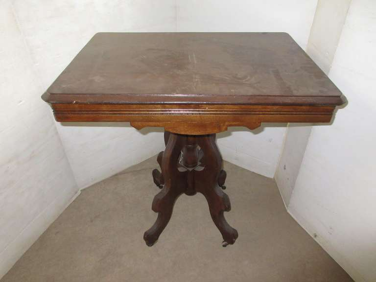 Old Table, Possibly Cherry