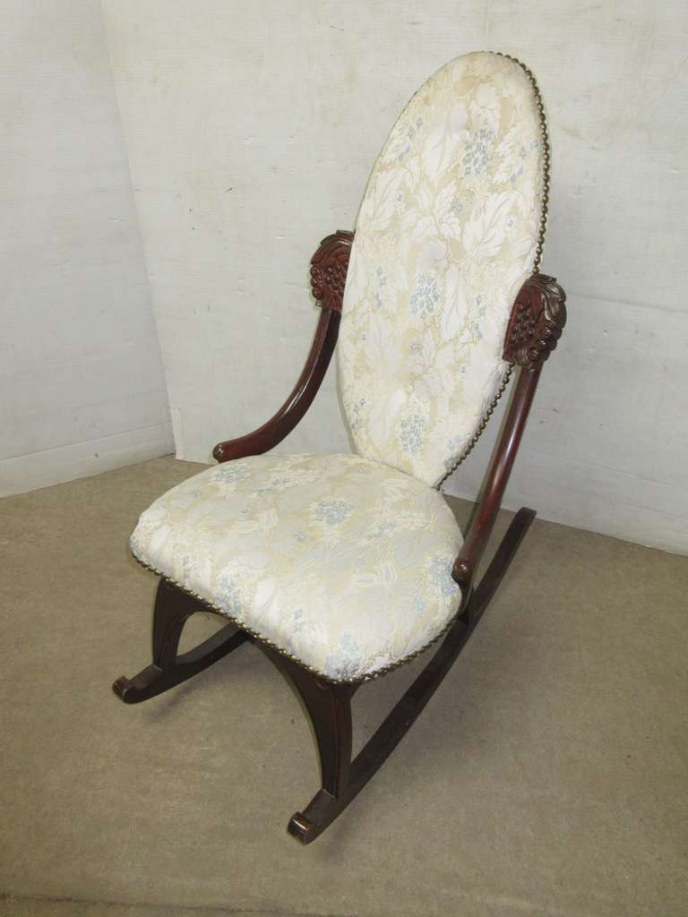 Antique Child Rocking Chair