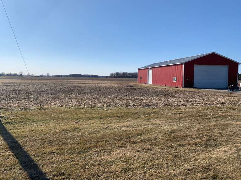 May 14th (Thursday) - 82 Acres +/- Farmland Online Auction, Spaulding Township