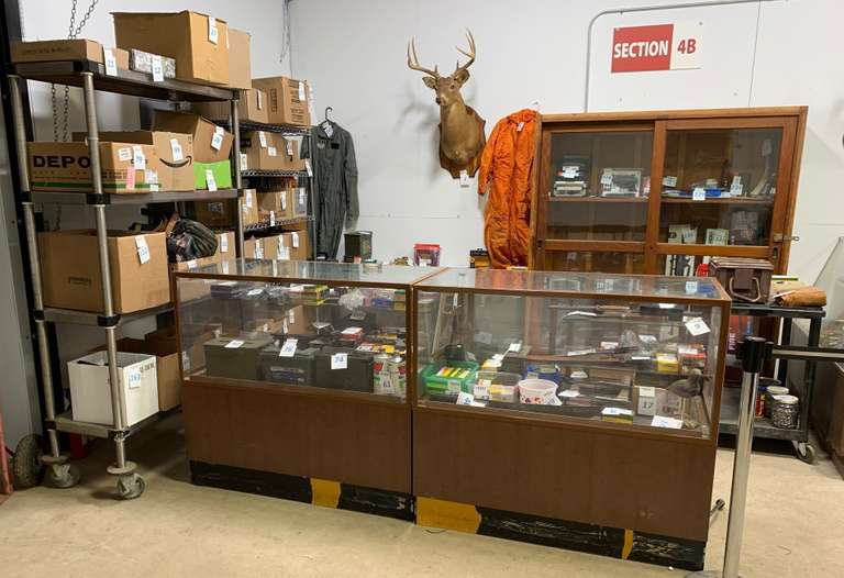 March 17th (Tuesday)  Firearm and Sporting Goods Online Auction