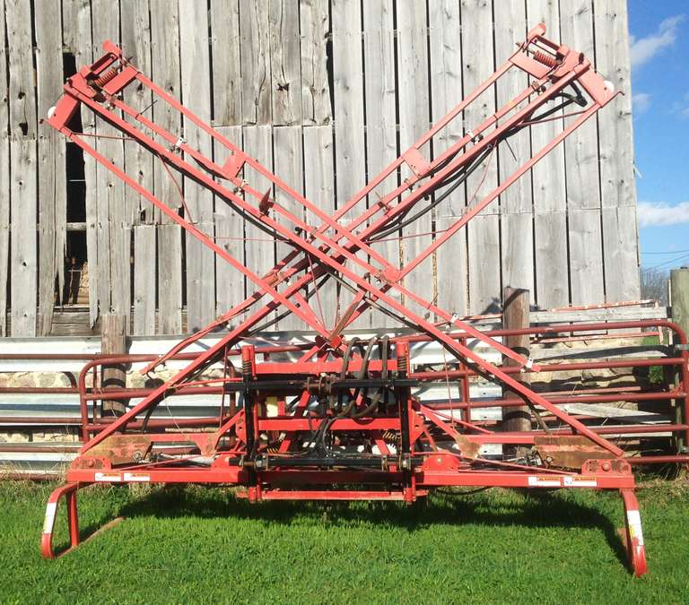 Century 60' X-Fold Sprayer Booms, 3-Point with Filters, No Welds, Excellent Condition