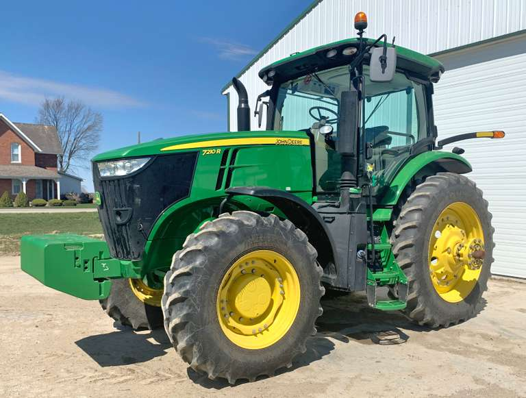 May 13th (Wednesday) - STATEWIDE Farm / Construction / Municipality EQUIPMENT Online Consignment Auction