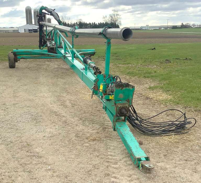 "Agi-Pump, 6"", 52', Wide Undercarriage, 540 PTO, Everything Works, Hoses Starting to go Bad, Aluminum Pipe is Thin in the Back"