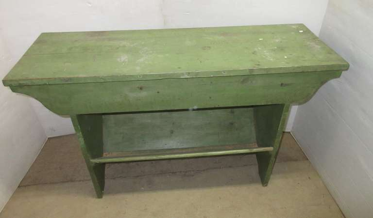 Early Primitive Bench