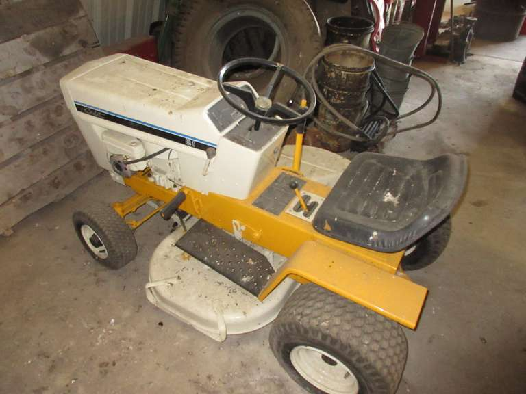 October 20th (Tuesday) Franklin and Betty Koch Estate Online Auction - Tuscola County