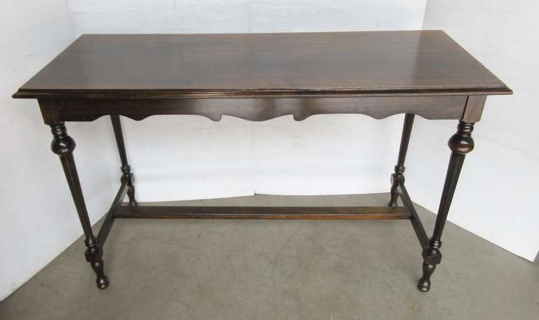 Antique Foyer/Couch Table