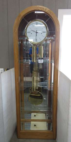 Howard Miller Clock, Instructions, and Weights