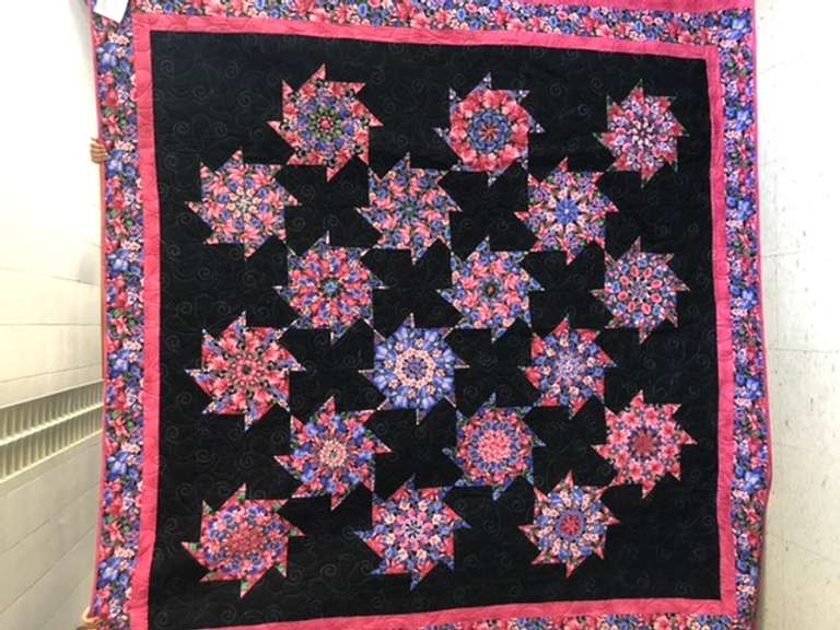 Handmade Queen Sized Quilt
