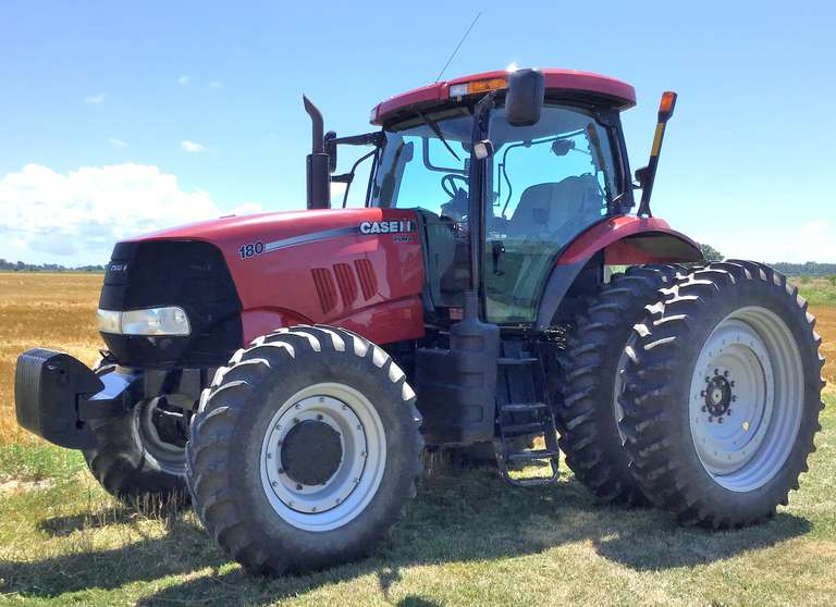 August 12th (Wednesday) - STATEWIDE Farm / Construction / Municipality EQUIPMENT Online Consignment Auction