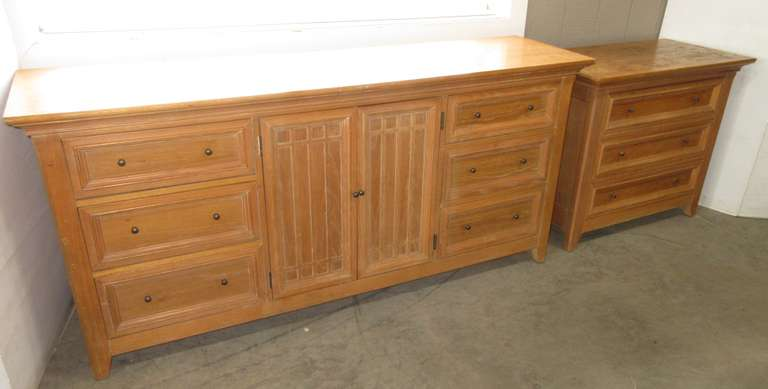 Sonoma Ridge by Thomasville Dresser Set