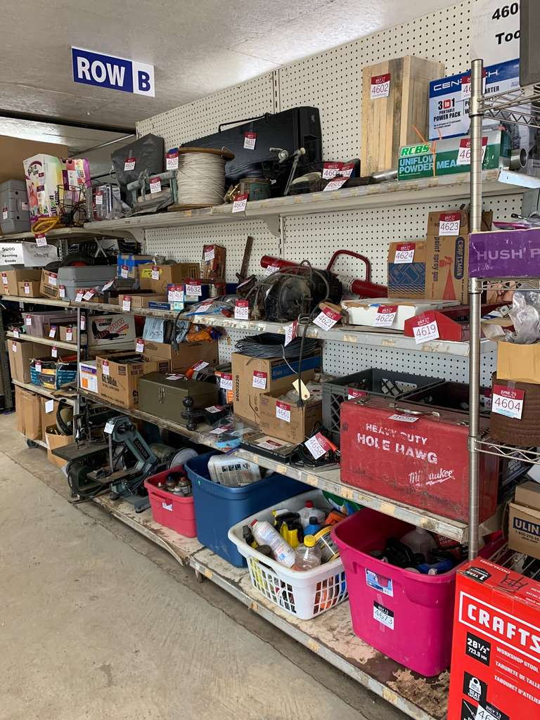 July 27th (Monday) Saginaw Road Online Consignment