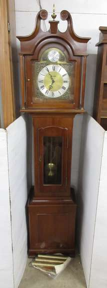 Antique Daneker Floor Clock
