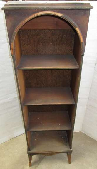 Small Old Bookcase