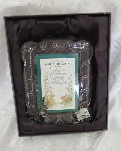 Picture Perfect Crystal Frame