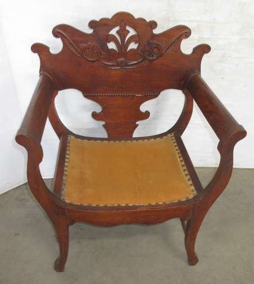 Antique Arm Chair