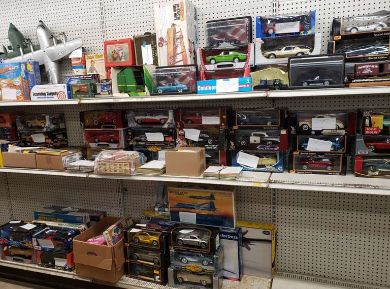 August 24th (Monday) Saginaw Road Online Consignment