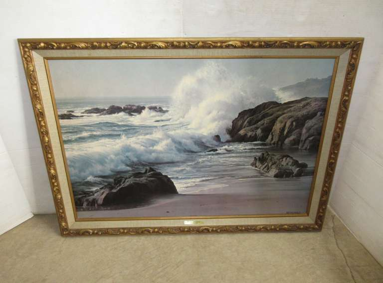 James Fetherolf Pacific Breakers Print