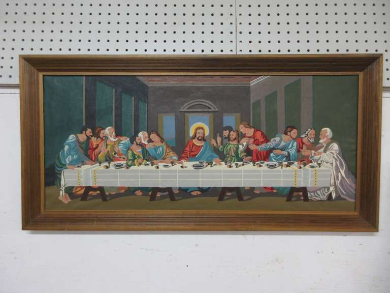 Older Painting, The Last Supper
