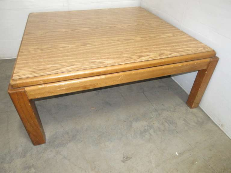 Lane Coffee Table, Matches Lot No. 36