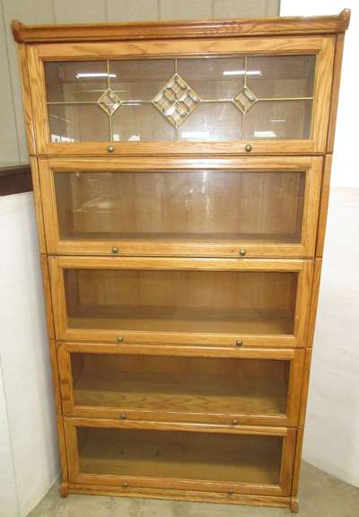 Five-Tier Barrister Cabinet