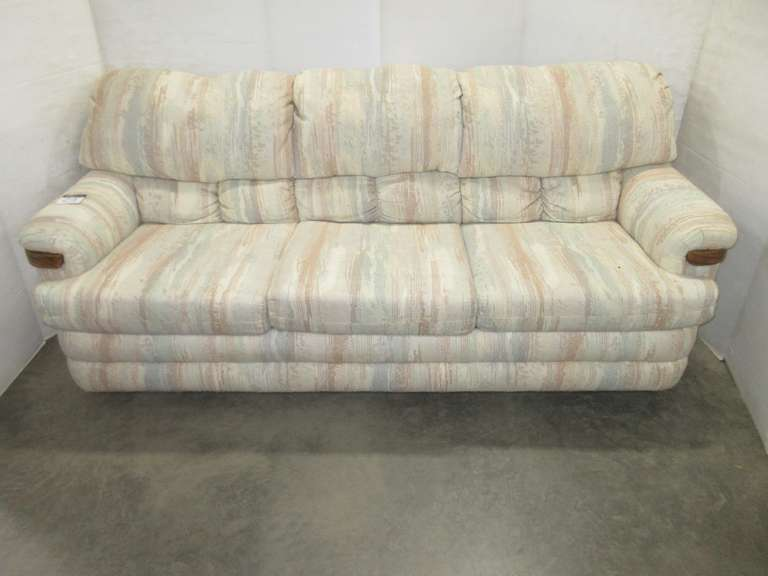 Rowe Furniture Hide-a-Bed Couch, Matches Lot No. 23