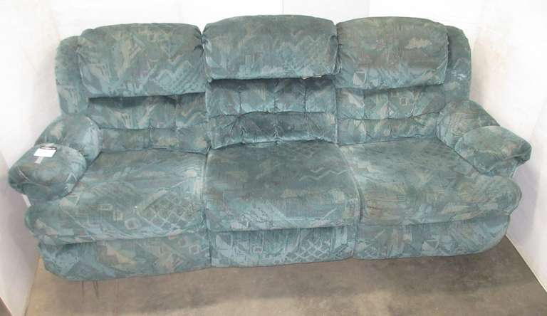 Recliner, Matches Lot No. 27