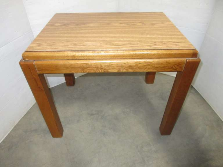 Lane End Table, Matches Lot No. 35
