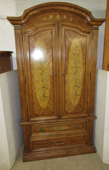 Stanley Armoire, Matches Lot Nos. 10, 11, and 61