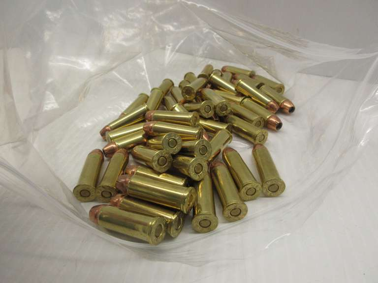 (50) Rounds of .44 Mag 240 Grain XTP Ammo