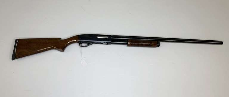 Remington Wingmaster 870 12-Gauge Shotgun, This Item is From the Gerald Force Estate of Millington, MI