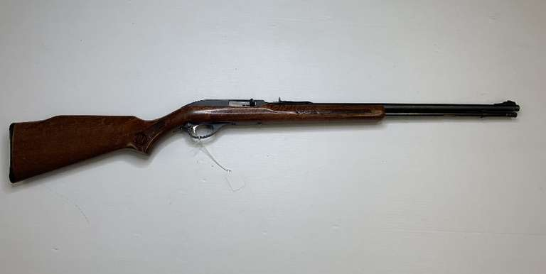 Marlin Glenfield Model 60 .22 LR, Semi-Auto